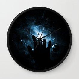 Reach II Wall Clock