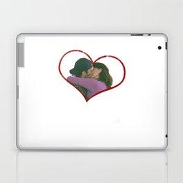 Lorelai and Luke Laptop & iPad Skin