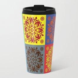 PATTERN ART10-1 Travel Mug