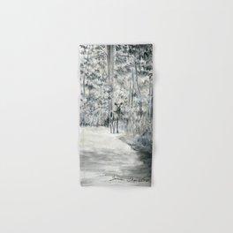 Follow Me by Teresa Thompson Hand & Bath Towel