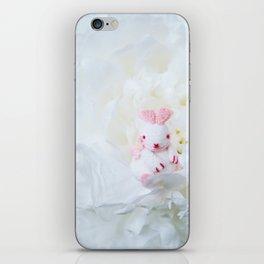 The Journeying Rabbit IV iPhone Skin