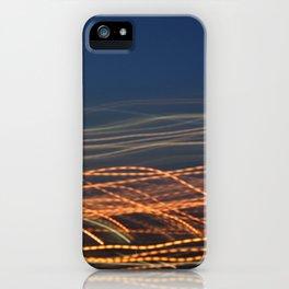 Ocean of Light iPhone Case