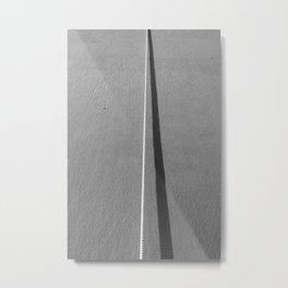 Taut Metal Print