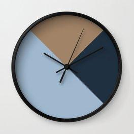 Avatar Legend of Korra Flat Tri Color Design Wall Clock