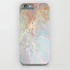 Marble Art V10 #society6 Slim Case iPhone 6