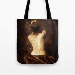 Juliette. Portrait. Tote Bag