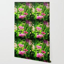 Bright Flowers Wallpaper