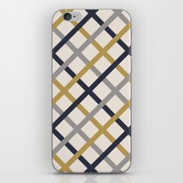 Double Tracery iPhone Skin