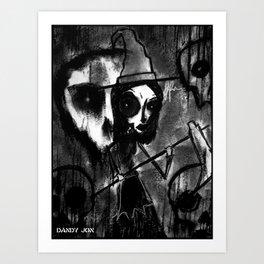 The Wicked Bitch Art Print