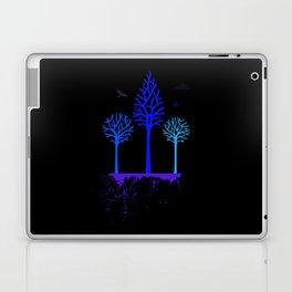 Unsteady Ground Laptop & iPad Skin