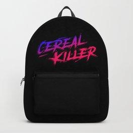 Cereal Killer Backpack