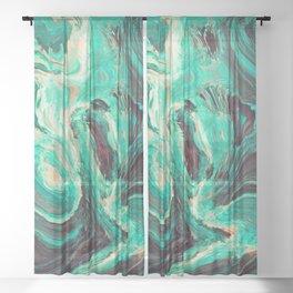 Vajak Sheer Curtain