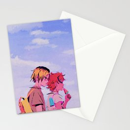 Kenma & Hinata - Summer feelings Stationery Cards