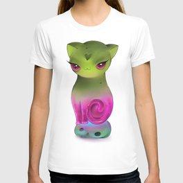 kitten-candy T-shirt