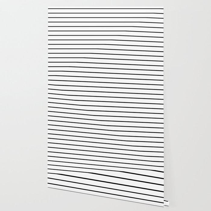 Minimalist Stripes Wallpaper