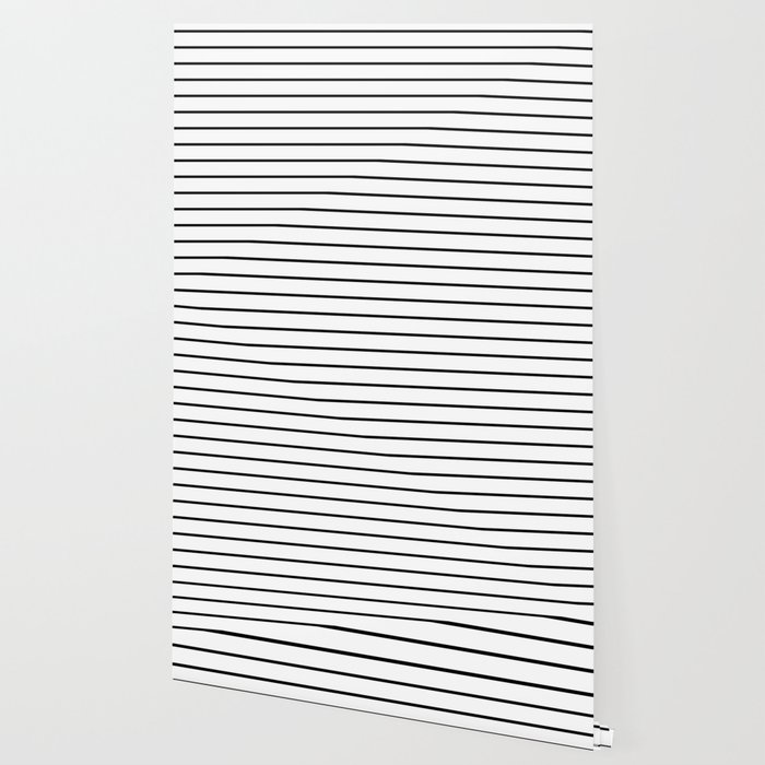 Minimalist Stripes Wallpaper