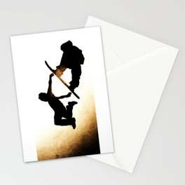 Free Fall I Stationery Cards