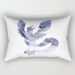 Articuno The Legendary Bird  Rectangular Pillow