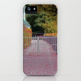 Welcome Gates iPhone Case