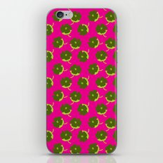 Floral1 iPhone & iPod Skin