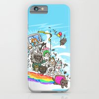 Release The Cats iPhone 6s Slim Case