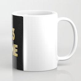 The Mp3 Saved Me Coffee Mug