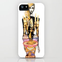 Be Our Guest iPhone Case