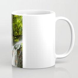 Ho Opi'i Waterfall  Coffee Mug