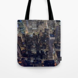 Penthouse View Tote Bag