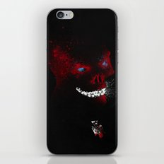 The Red Devil iPhone & iPod Skin