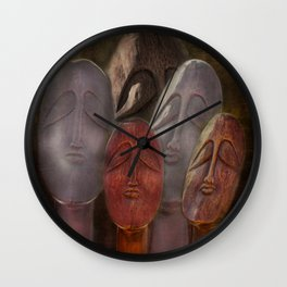 The Following Wall Clock