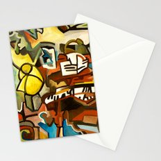 Chuck's Piano Stationery Cards