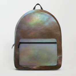Mother of Pearl Backpack