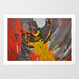 Motion in Abstraction Art Print