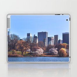 Central park colors Laptop & iPad Skin