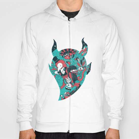 Monster Masquerade Hoody