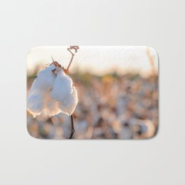 Cotton Field 14 Bath Mat