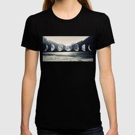 Moonlight Mountains T-shirt