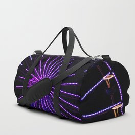 Fun on the Ferris wheel Duffle Bag