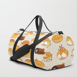 Bread Corgis Duffle Bag