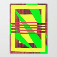 TURTLEscreech Canvas Print