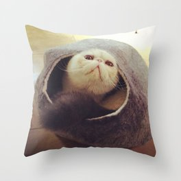 Pancake 04 Throw Pillow