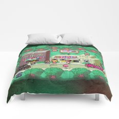 Earthbound town Comforters