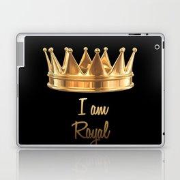 I am Royal Laptop & iPad Skin