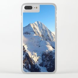High Relax Clear iPhone Case