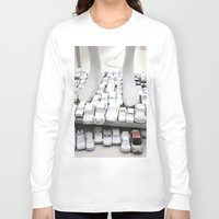 grand theft auto Long Sleeve T-shirts featuring auto by gaus