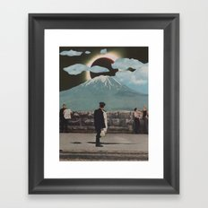 The Eclipse Framed Art Print