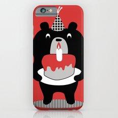 Cake Bear Slim Case iPhone 6s