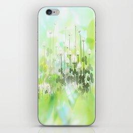 Klee - clover iPhone Skin