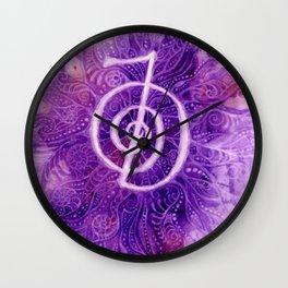 Cho Ku Rei Wall Clock